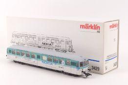 """Märklin 3429Märklin 3429, Akkutriebwagen """"515 580-9"""" der DB-AG, """"NOKIA""""-Werbung, umg"""
