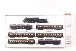 """Märklin 28506Märklin 28506, Rheingold-Schnellzug, Dampflok """"18 434"""", DELTA-Technik,"""