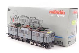 """Märklin 3628Märklin 3628, Elektrolok """"E 91 102"""" der DRG, Digital-Technik, beklebt, e"""