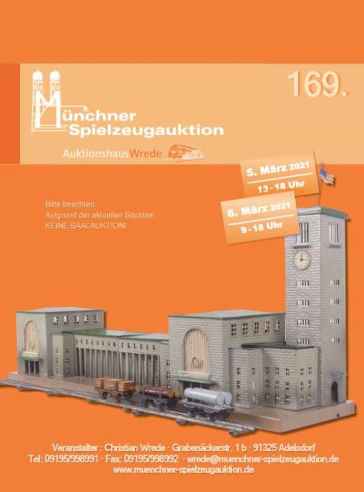 Münchner Spielzeugauktion