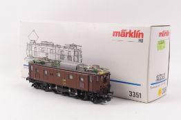 """Märklin 3351Märklin 3351, Elektrolok Ae 3/6 III """"10439"""" der SBB, analog,beklebt, son"""