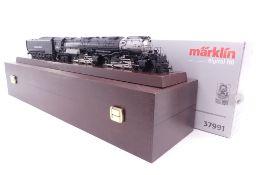 "Märklin 37991, 'Big Boy', US-Dampflok ""1412"" der ""UNION PACIFIC"", mfx-Digital-*-Technik, Sound, sehr"