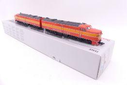 """Märklin 37613, US-Doppel-Diesellok PA-1 """"SOUTHERN PACIFIC"""", mfx-Digital-*-Technik, beklebt/ablösbar,"""