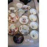 A job lot of assorted ceramics etc