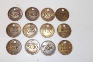 Twelve Kellingley colliery mining pit checks