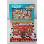 Two Disney children's game sets