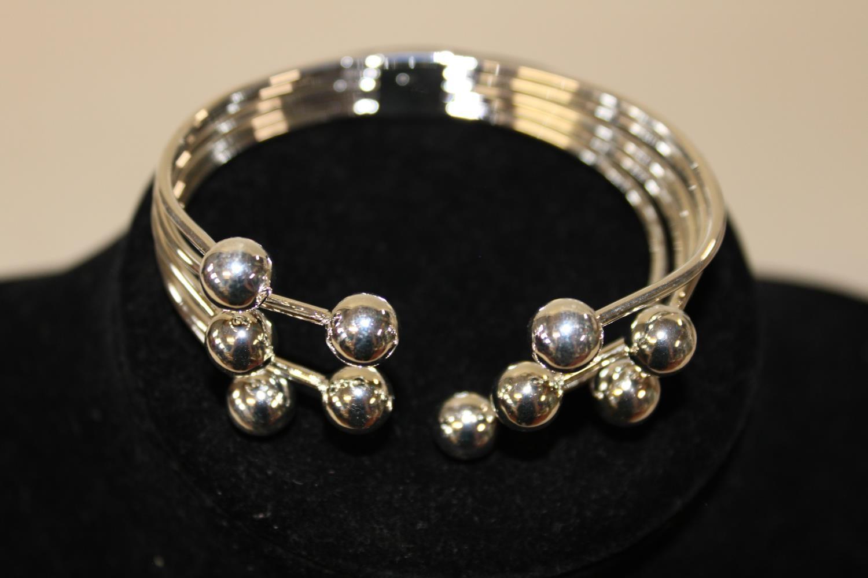 A 925 silver bangle