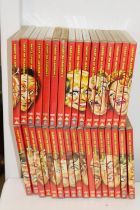 A large collection of Carry On Film DVD's