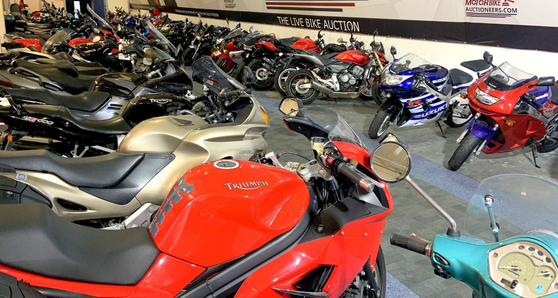 Clearance Car,Van, Motorcycle and scooter sale