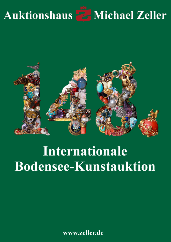 148. Internationale Bodensee-Kunstauktion