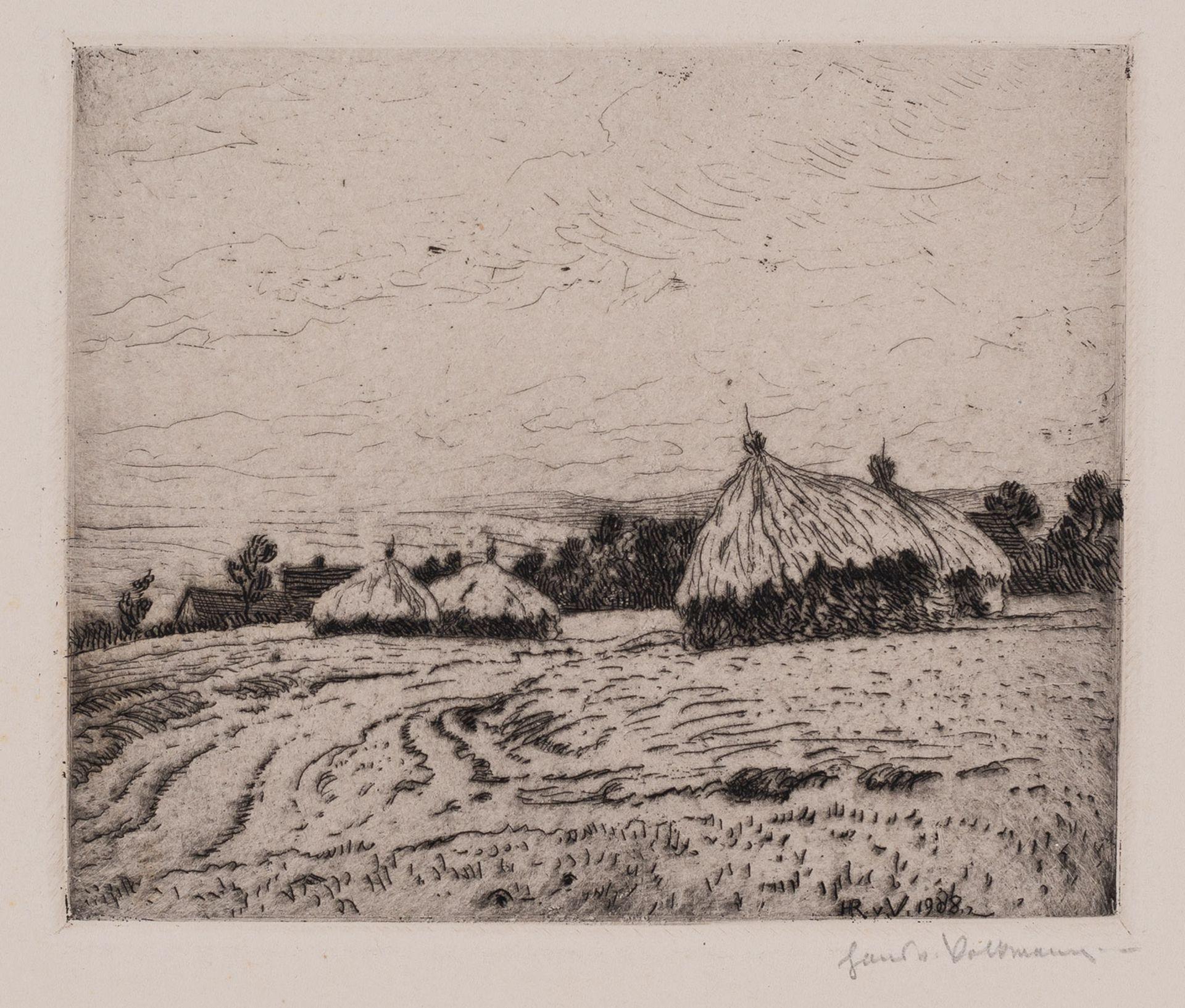 Volkmann, Hans Richard von - Image 4 of 10