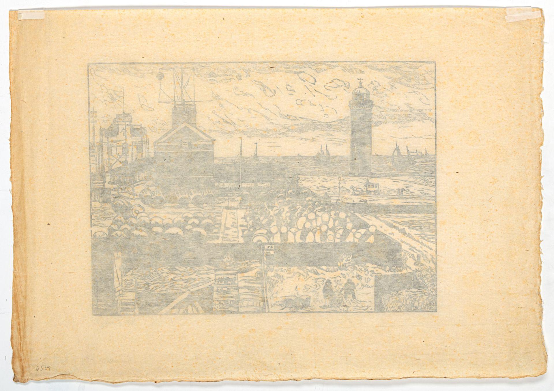 Laage, Wilhelm - Image 4 of 6