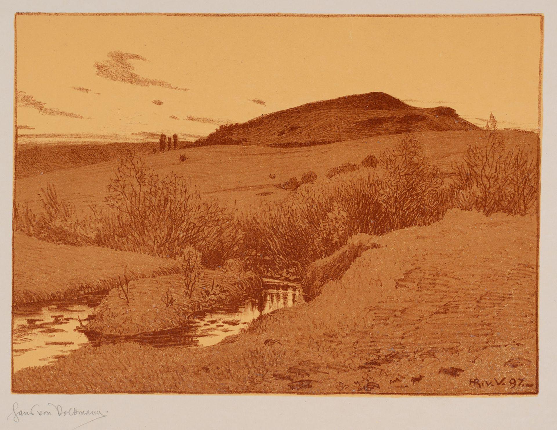 Volkmann, Hans Richard von - Image 9 of 10