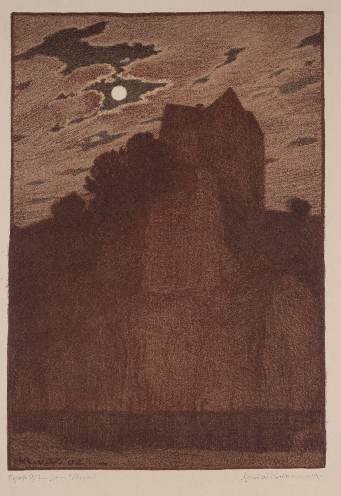 Volkmann, Hans Richard von - Image 10 of 10