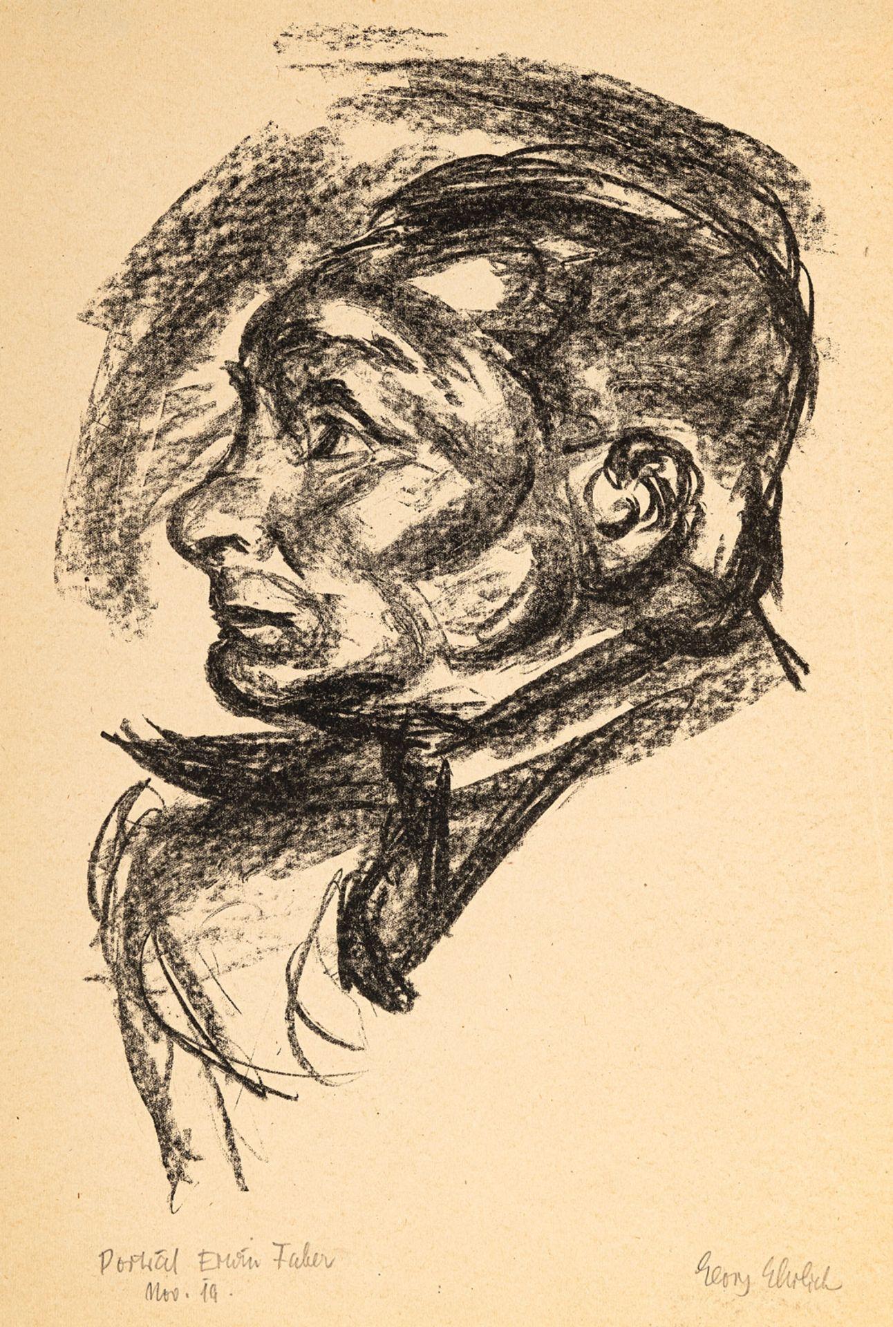 Ehrlich, Georg - Image 2 of 6