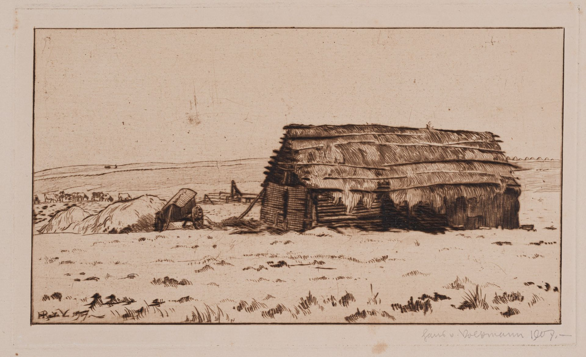 Volkmann, Hans Richard von - Image 6 of 10