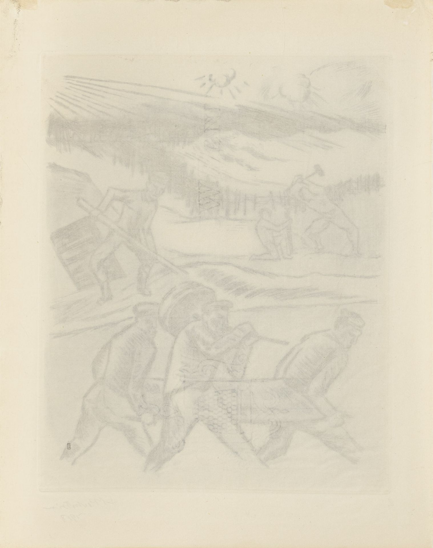 Pechstein, Max - Image 3 of 3