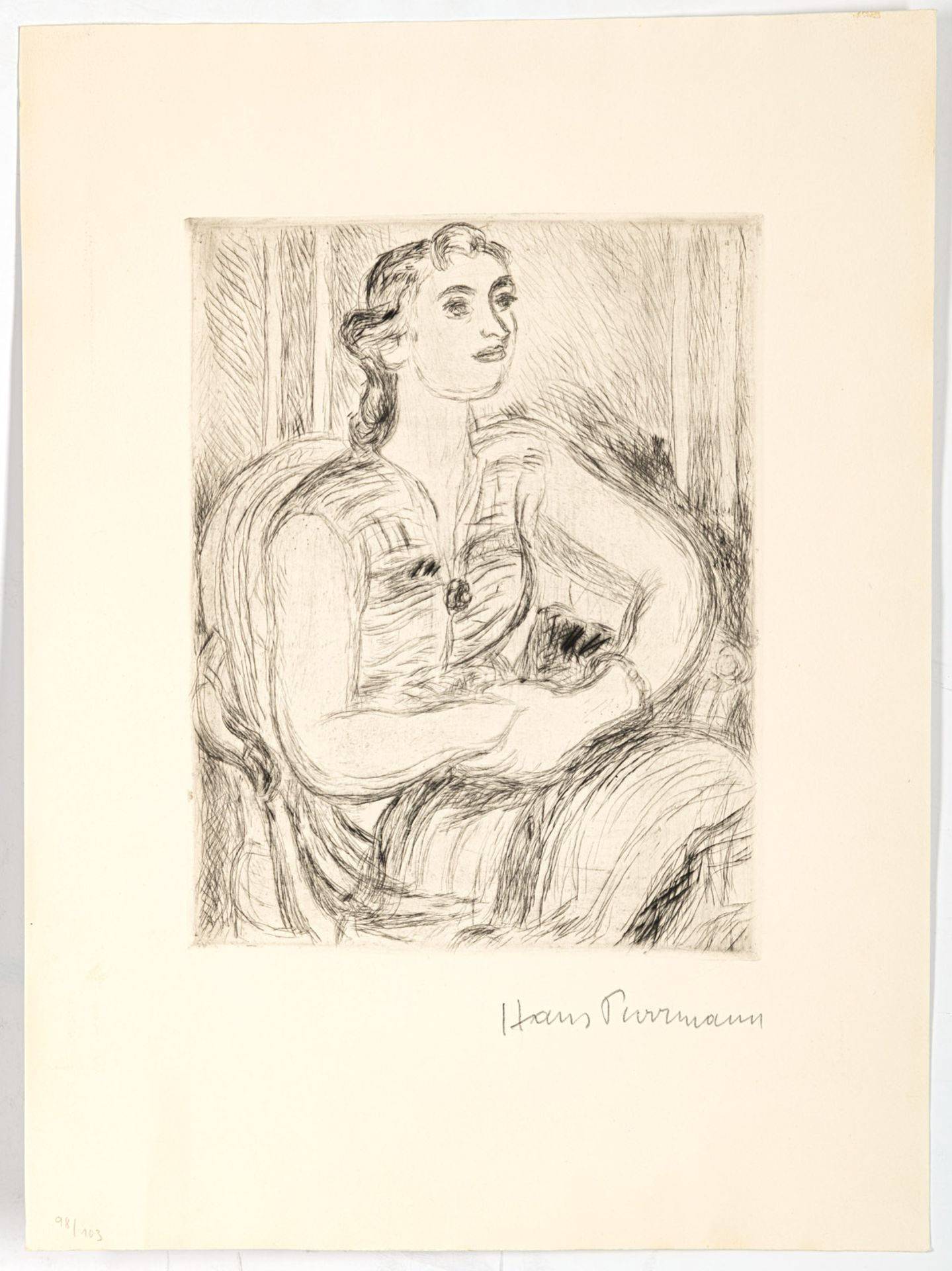Purrmann, Hans - Image 4 of 6