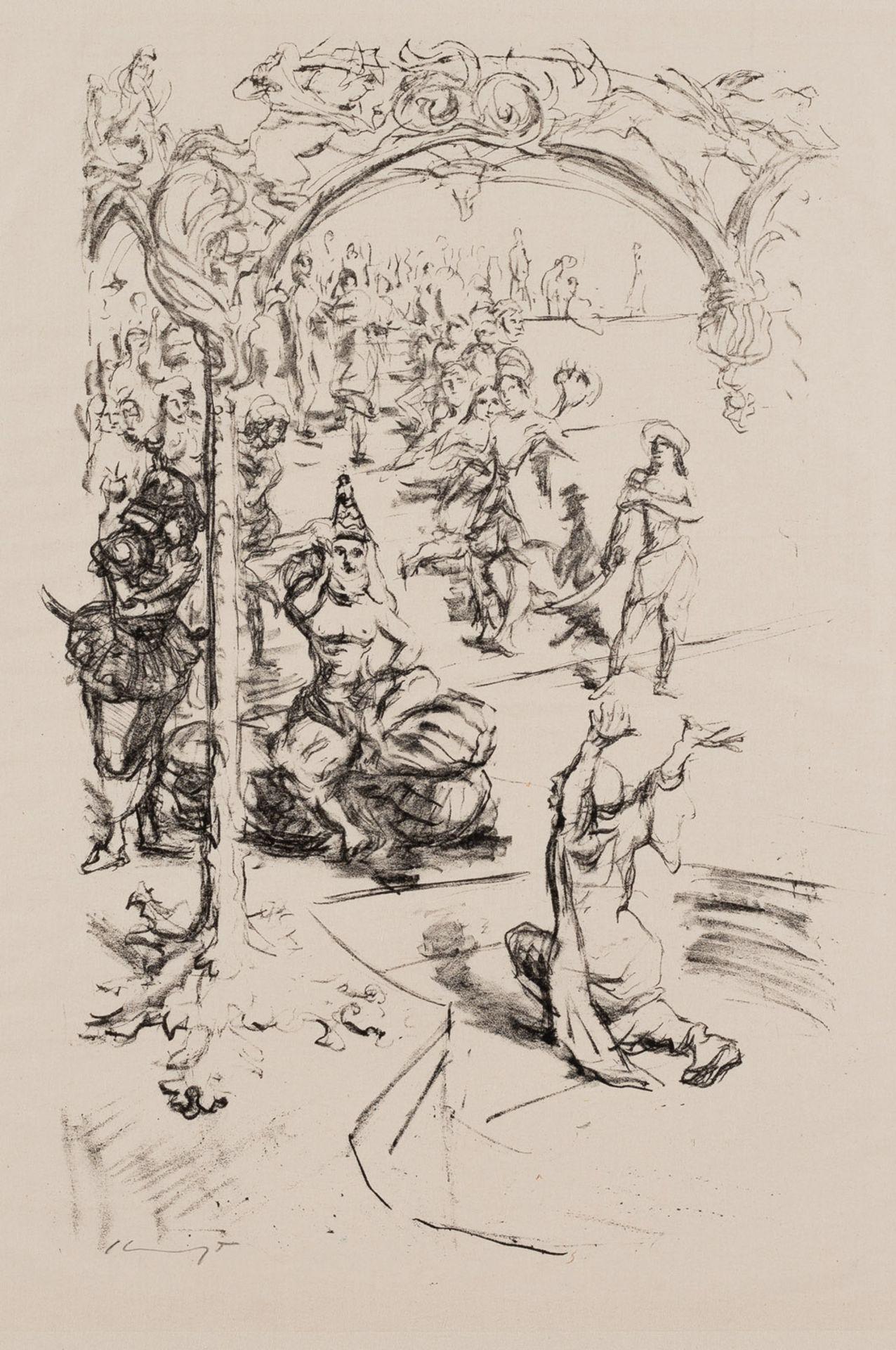 Slevogt, Max - Image 3 of 16