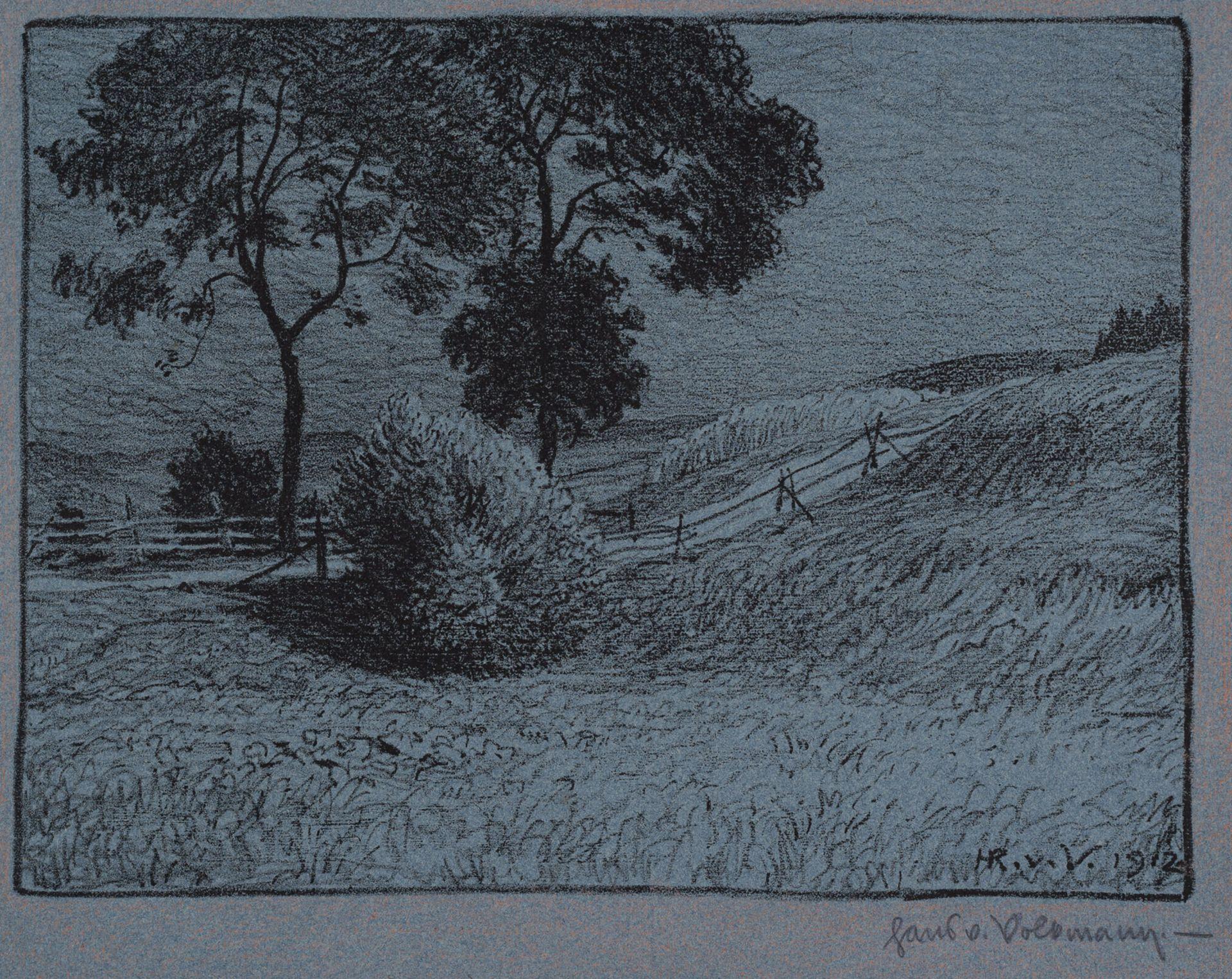 Volkmann, Hans Richard von - Image 7 of 10