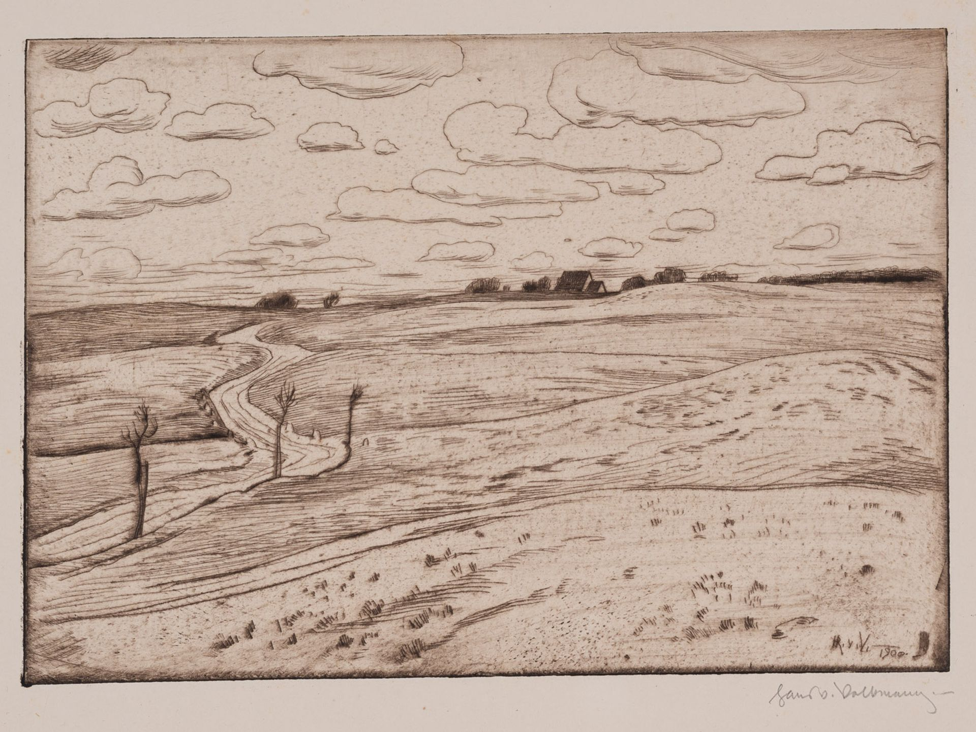 Volkmann, Hans Richard von - Image 2 of 10
