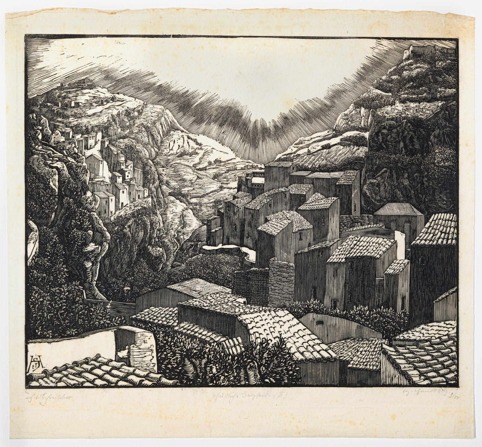 Schönleber, Hans Otto - Image 8 of 9