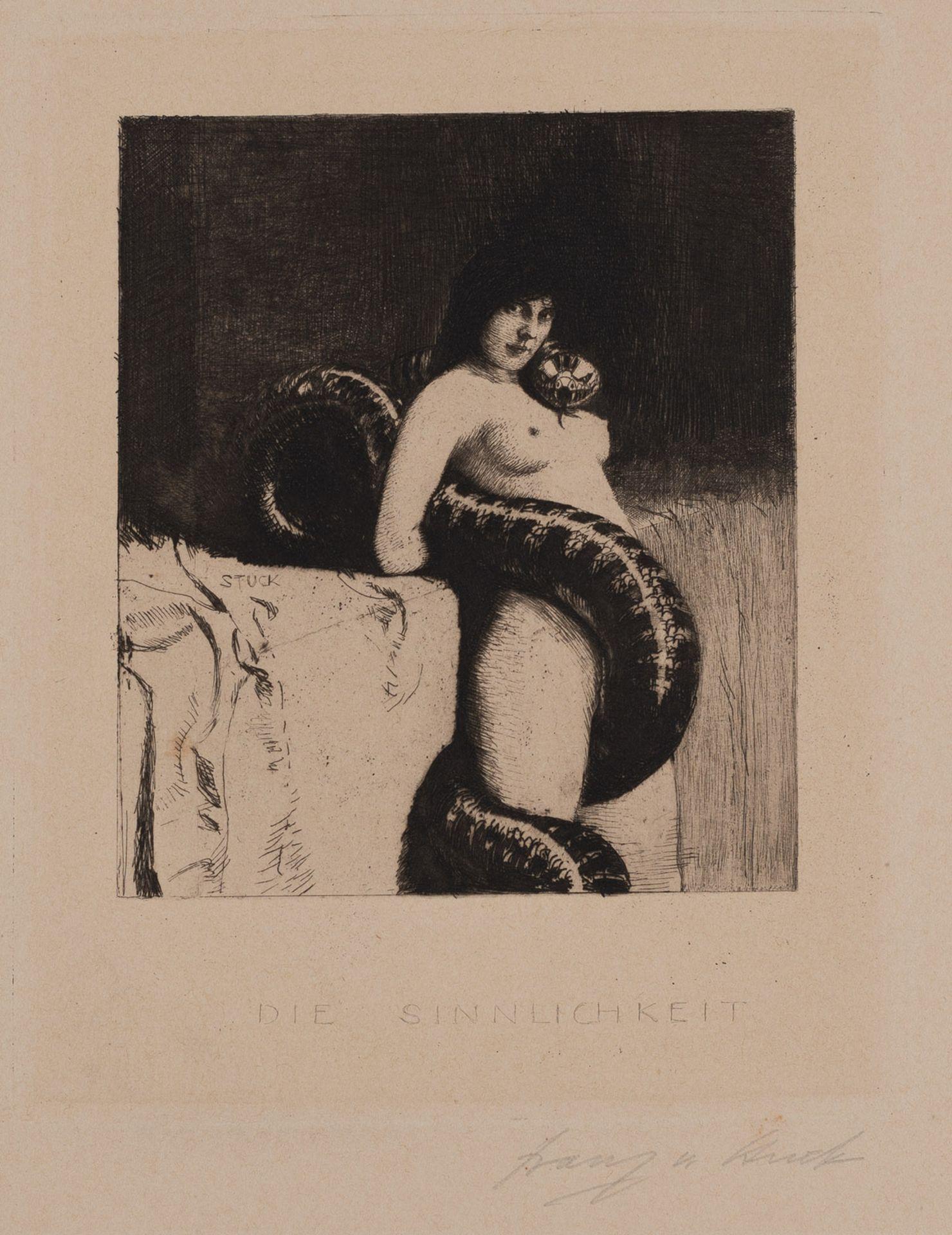 Stuck, Franz von - Image 2 of 3