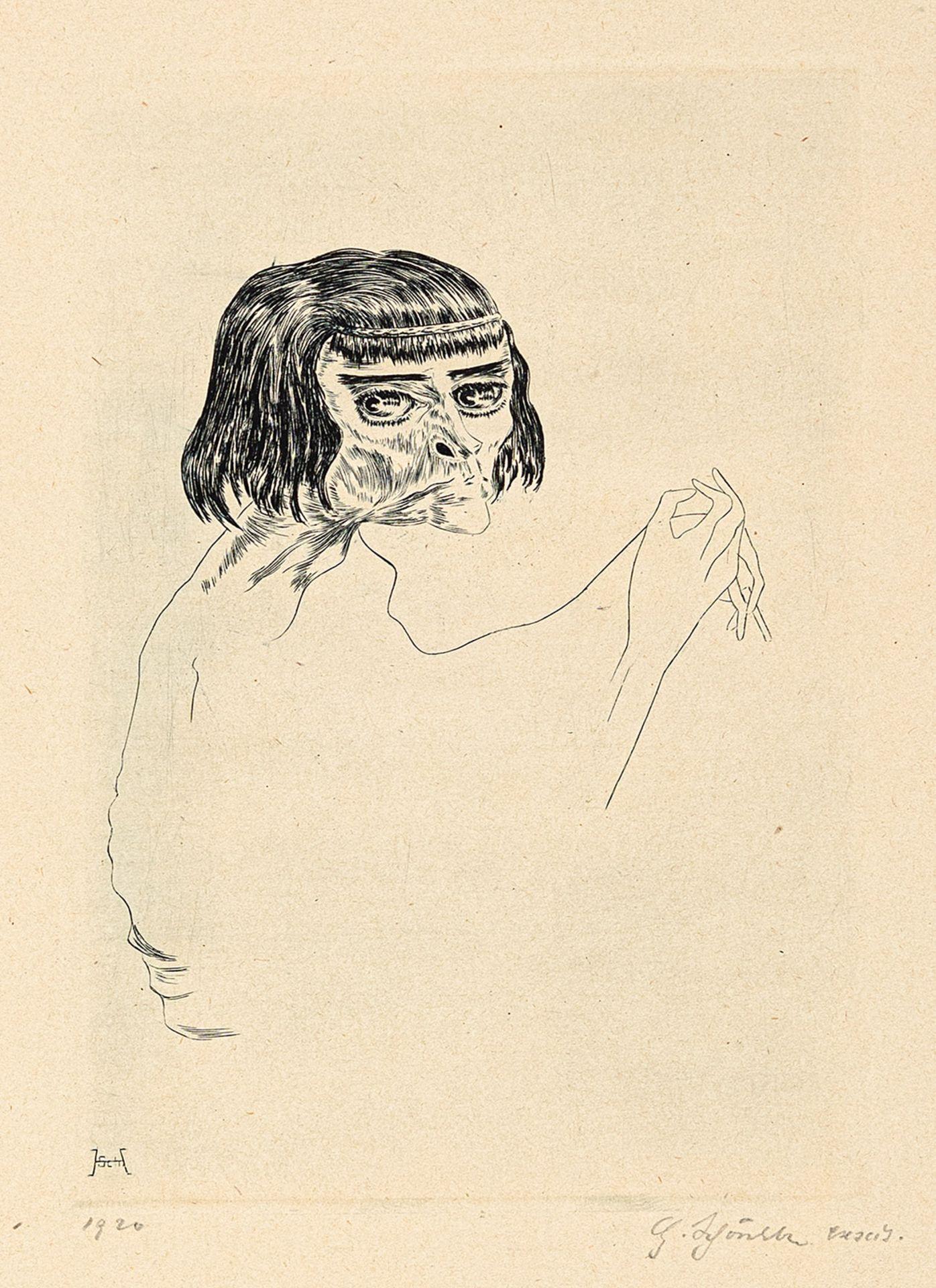 Schönleber, Hans Otto - Image 3 of 9