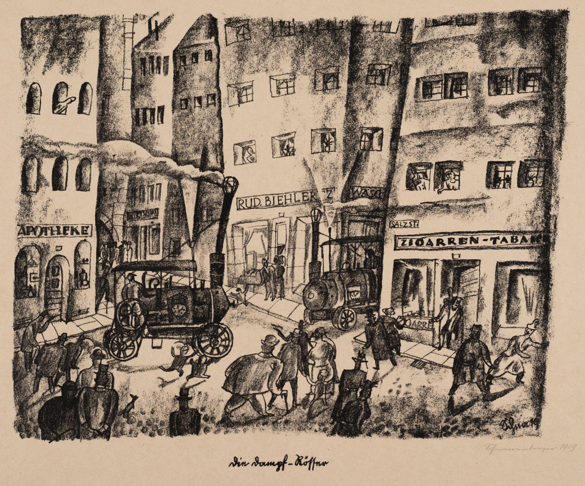 Schnarrenberger, Wilhelm - Image 4 of 4
