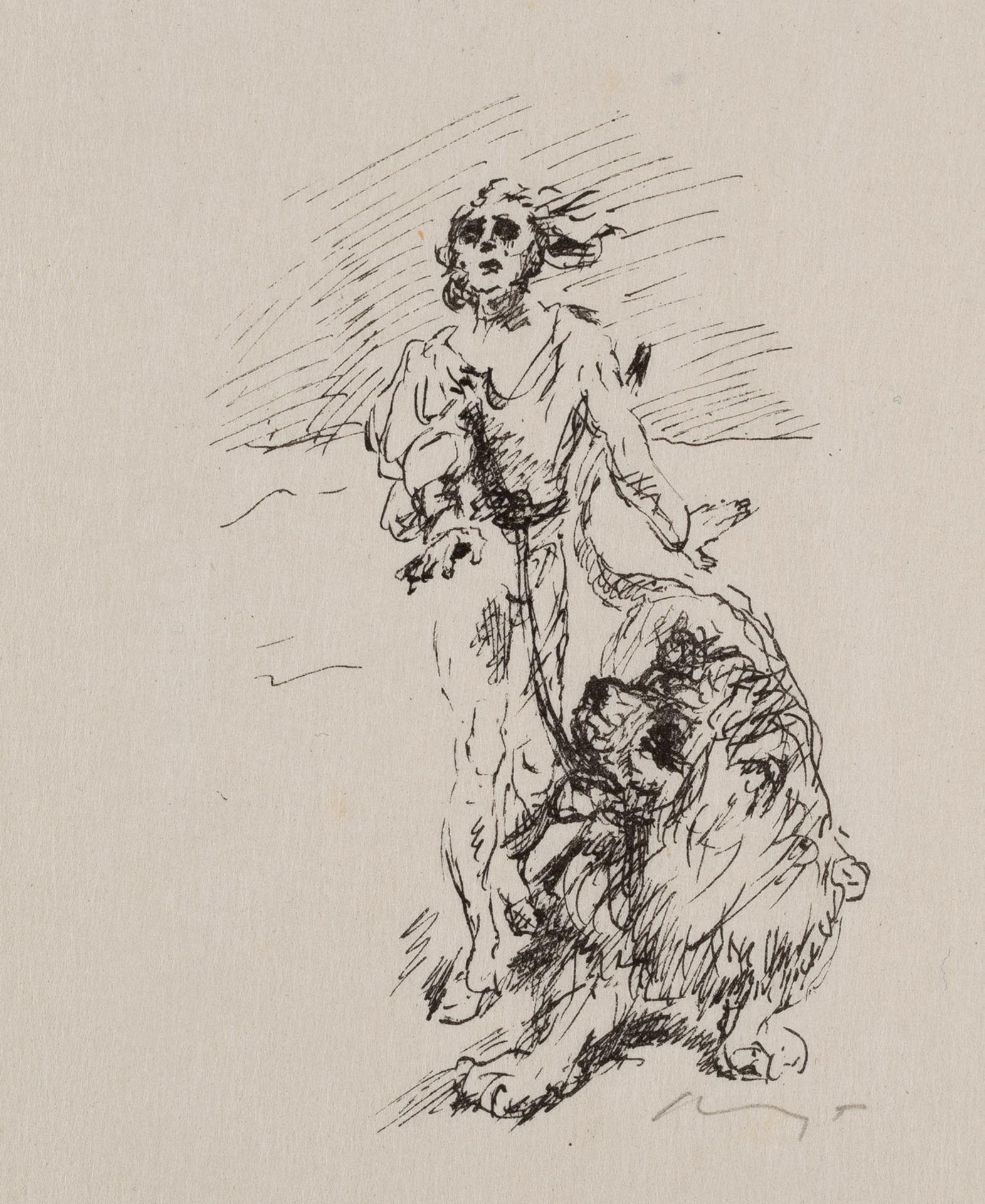 Slevogt, Max - Image 13 of 16
