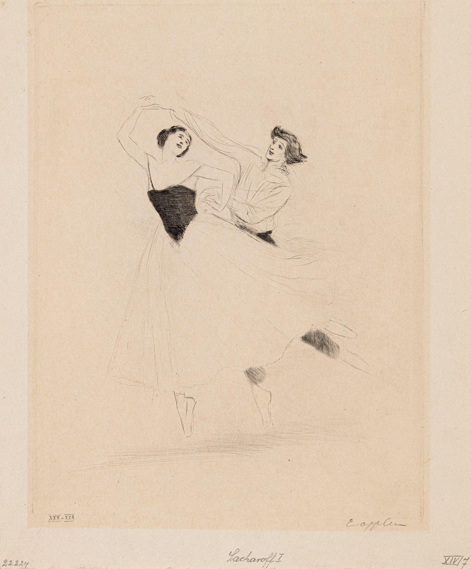 Oppler, Ernst - Image 2 of 9