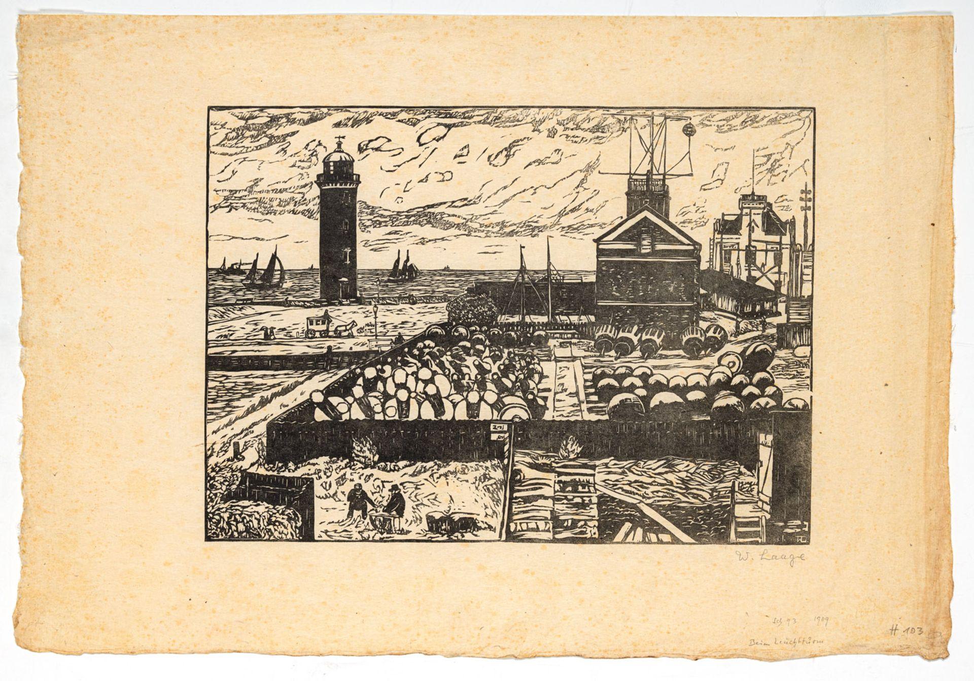 Laage, Wilhelm - Image 3 of 6