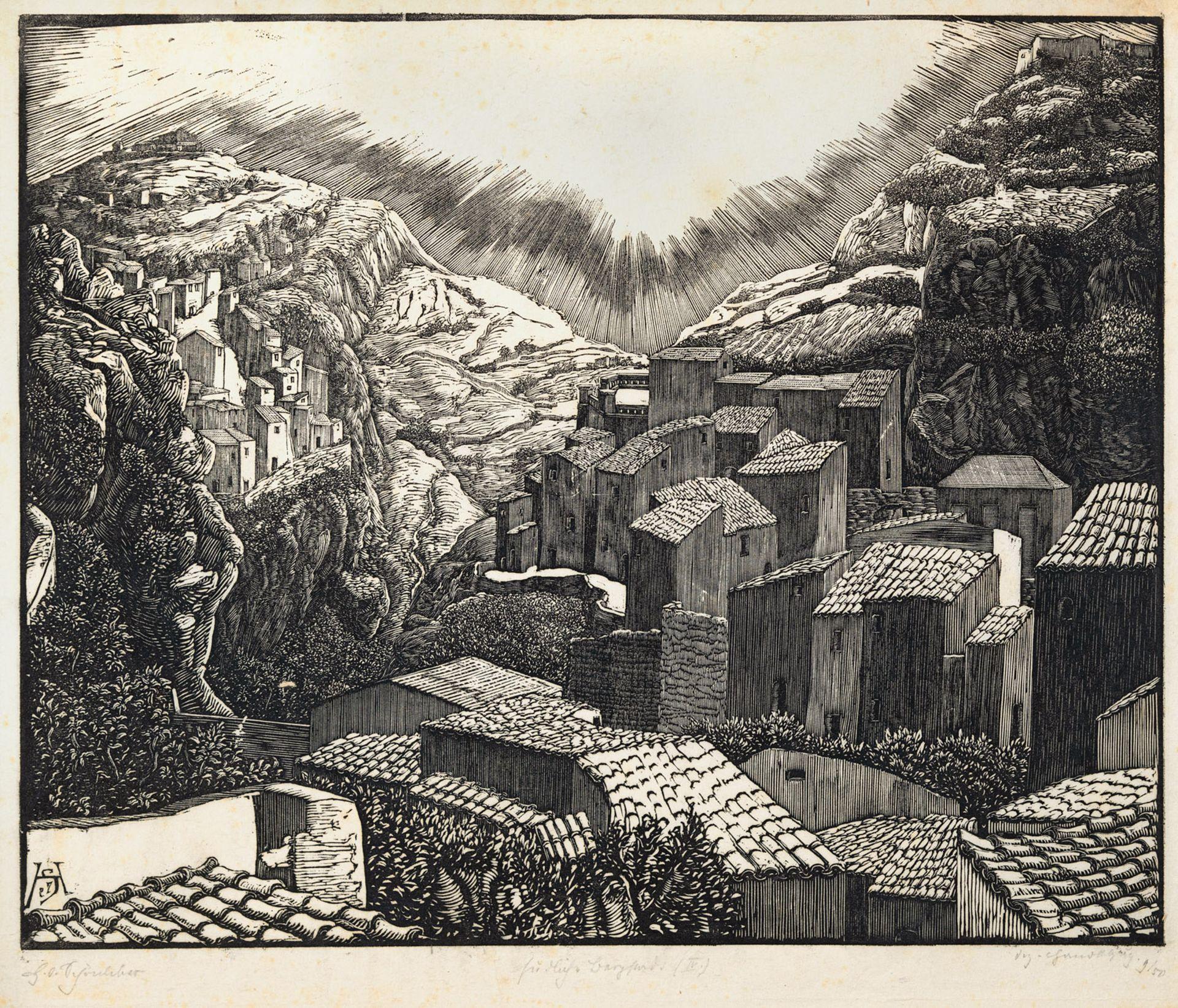 Schönleber, Hans Otto - Image 2 of 9