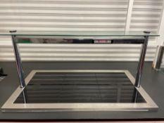 Counterline Integrale Heated Display Ceramic Glass Hotplate