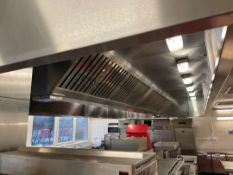 Extraction Hood Canopy Unit (Stainless Steel)