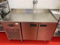 Foster EPRO 1/2 H Bench Style Refrigerator