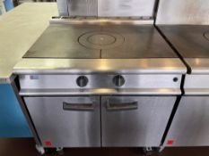 Falcon Dominator Plus 3 Range/Hotplate (GAS)