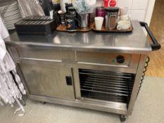 Lincat Plate Warming Unit