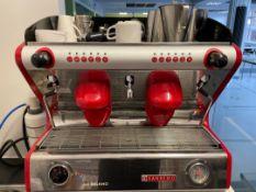 Sanremo Milano Traditional Espresso Machine
