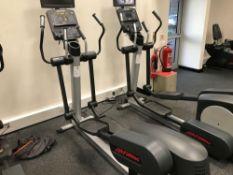 Life fitness cross training machine x 1