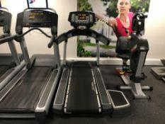 Life fitness 95t treadmill x 1
