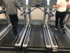 Life fitness Flex deck treadmill x 1
