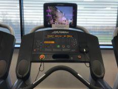 Life fitness Flex deck treadmil x 1