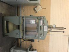 Marlco Hydraulic Vertical Broach Press