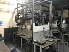 Nederman Electrostatic Welding Fume Extraction Arms/Unit