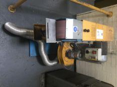 Fintec 522 Grinding & Sanding Machine