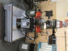 XYZ 2000 Machine Tools Milling Machine