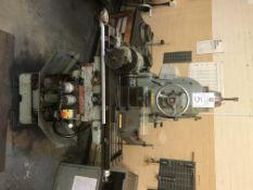 Victoria Model V2 Vertical Milling Machine