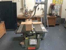 Startrite Tilt Arbor Bench/Table Saw