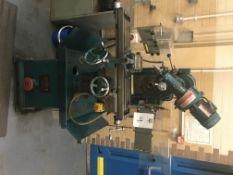 Senior Milling Machine